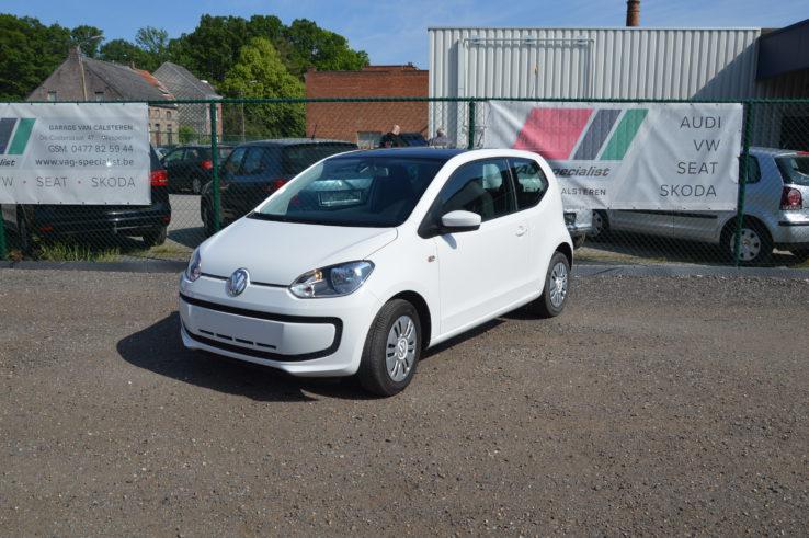 Volkswagen Up 5 950 Garage Van Calsteren
